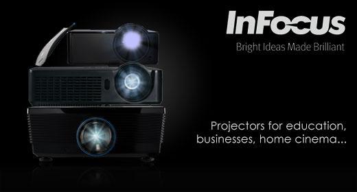 Infocus Projectors