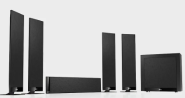 Kef Home Theatre Packages