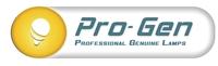 Pro Gen Projector Lamps