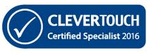 Clevertouch Accredited