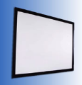 Screen International Fixed Frame Projector Screens