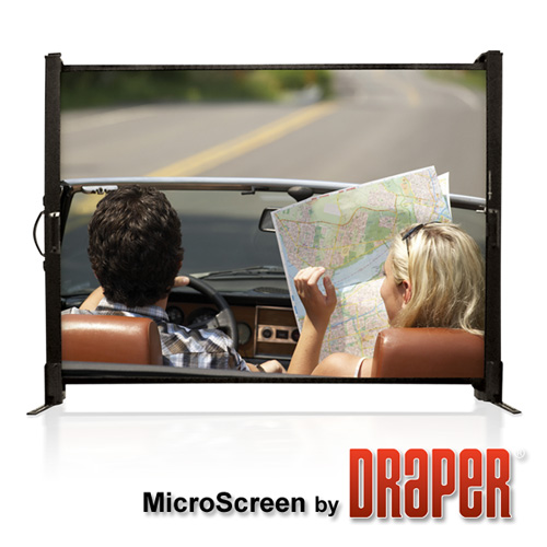 Draper Super Portable Projector Screens