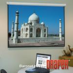 Draper Electric Projector Screens