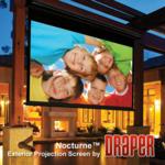 Draper Outdoor Projector Screens